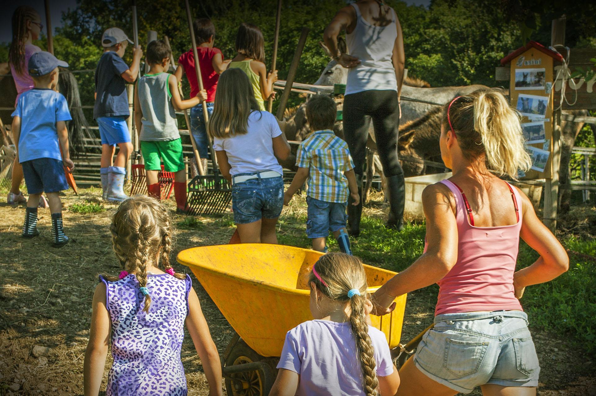 Campamento Sostenible