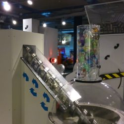 Thinktank_at_Millennium_Point_-_The_Present_-_plastic_bottle_recycling_(13899620526)